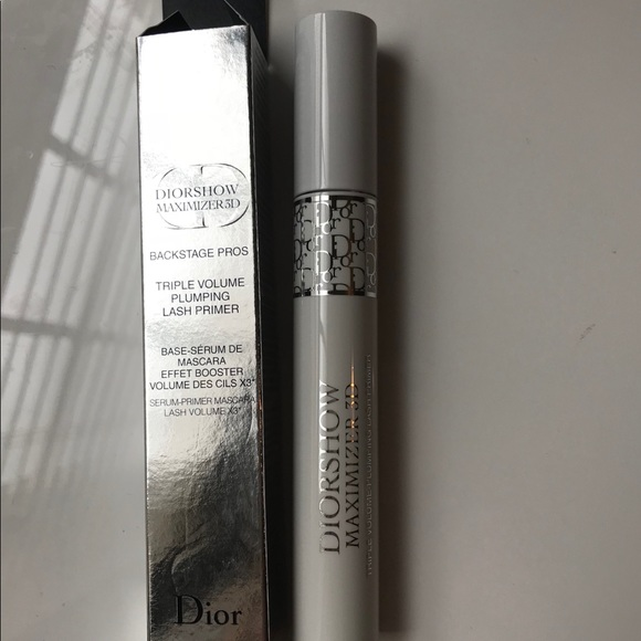 d5f25abd945 Dior Makeup   Show Maximizer 3d Lash Plumping Primer Mascara   Poshmark